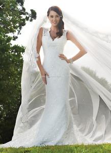 NEW Sophia Tolli Wedding Gown