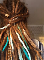 Confection Dreads Dreadlocks - Les Dreads du Loup -