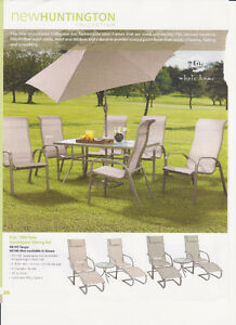 Huntington 9-Piece Patio Dining Set