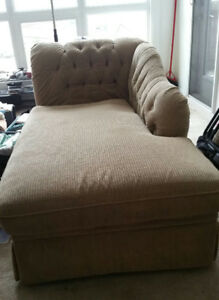 French Chaise Sofa