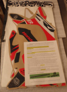 CRF GDR racing decal package.