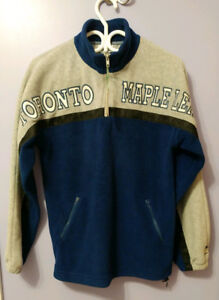 Toronto Maple Leafs Pull-over Jacket