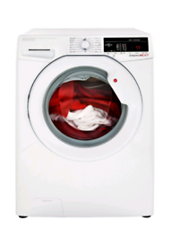 Hoover DXOA69LW3-80 Dynamic Next 9kg Freestanding Washing Machine - Wh