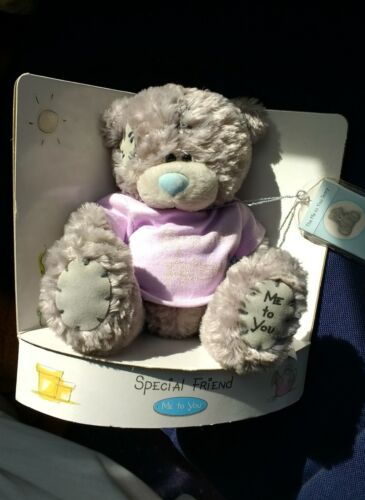 Me to You bear 'Special Friend' Medium, new with tags