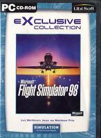 Flight simulator 98 - Usagé