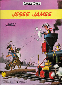 Lucky Luke (bd bande dessinee)