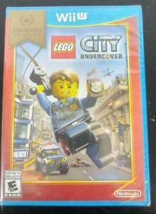 Lego City Under Cover-Wii U