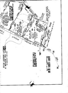 Building Lot in Little Harbor, Pictou Co.