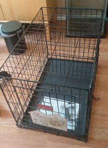 Nearly new 'Life Stages' Dog Crate