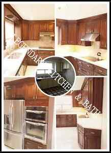 SUPER DEAL for maple solid-wood cabinetry.Legendary kitchen&bath Oakville / Halton Region Toronto (GTA) image 10