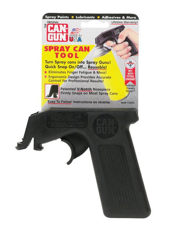 CAN-GUN Spray Can Handle Item#116504 Art Supplies