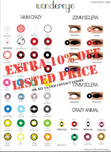 **FDA APPROVED LENSES** MEET UP TORONTO DOWNTOWN OCT 20