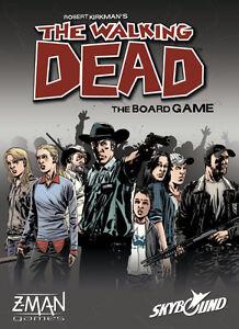 Jeux de société - Boardgames - Walking dead