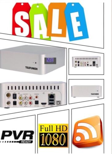 Multimedia Player Full HD 1080p NEU Inkl. Wifi Dongle und 24 Mon. Gewährleistung