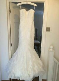 Ellis Bridal 11330 style wedding dress