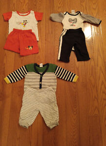 Baby Boy Clothes , 3 to 6 months