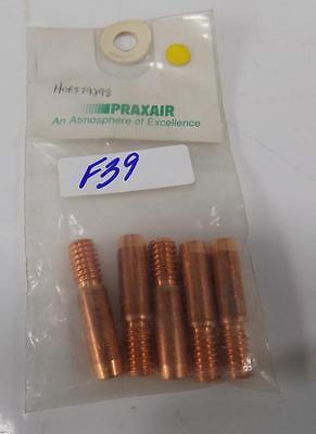 Praxair Welding Supplies H0374298 Qty-5 Nib