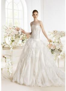 Avenue Diagnol Parmenia Wedding Gown