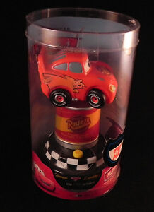 Disney Pixar Cars Lightning McQueen Talking Dashboard Car 086786314272