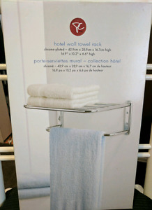 Towel rack new in box