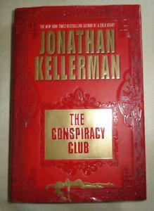 The Conspiracy Club (by Jonathan Kellerman)