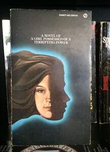 1974 STEPHEN KING Carrie Paperback 1st ed 1st Signet