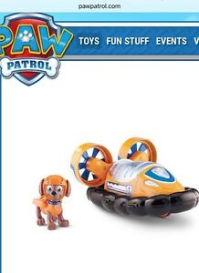Will Pay For: Zuma Hovercraft and Rocky Recycling Truck Peterborough Peterborough Area image 1