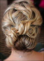 professional freelance wedding makeup and hair