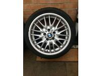 Genuine BMW MV1 M sport alloys