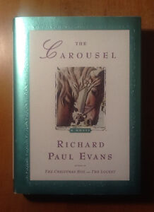 Early Richard Paul Evans novels, 2 probable first editions.