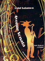 Spartito Musica Per Sax E Piano Avenue Sonata Luigi Salamon Armelin Ed. Padova -  - ebay.it