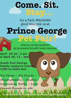 3rd Annual Prince George Pet Fair