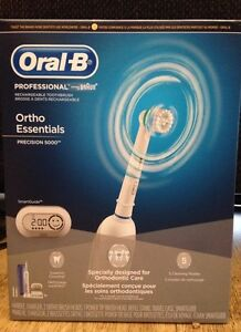 Oral B Precision 5000 Electric Toothbrush