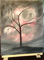 Sip & Paint with Shared Talents May 6th & 21st: 7-9PM