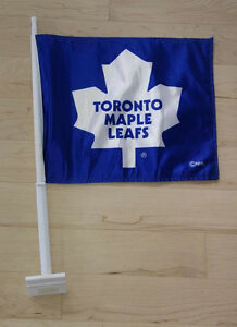 Toronto Maple Leafs Flag for vehicle