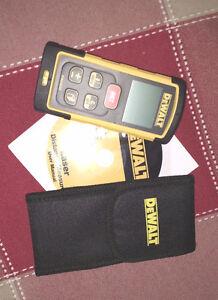 Dewalt Distance laser measuring device.