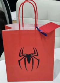 Handmade bag with tag. Marvel.