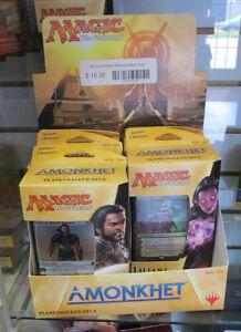 MTG Amonket Planeswalker Deck Gideon Or Liliana Only $15.00