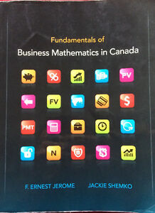 Fundamentals of Business Mathematics in Canada