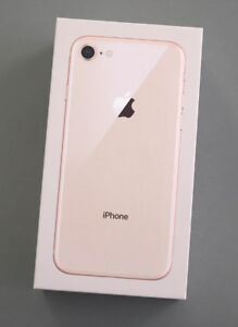 Brand New and Sealed - Unlocked iPhone 8 Gold - 64GB