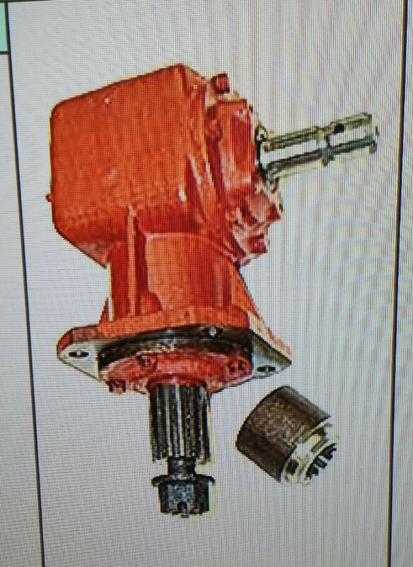 Universal Rotary Cutter 50HP Gearbox  1:1.93 Ratio