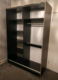 💥💯 BRAND NEW SALE!! 2 AND 3 MIRRORED DOORS SLIDING WARDROBES WITH SH