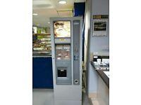 coffe zanussi vending machine