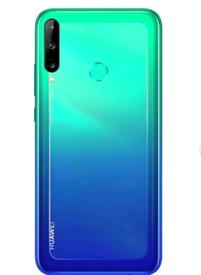 SIM Free Huawei P40 Lite E 64GB Mobile Phone - Aurora Blue
