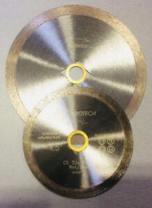 TILE BLADE - PROTECH DIAMOND TOOLS