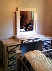 Custom built dressers