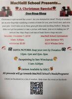 MacNeill School Craft Sale & Trade Show