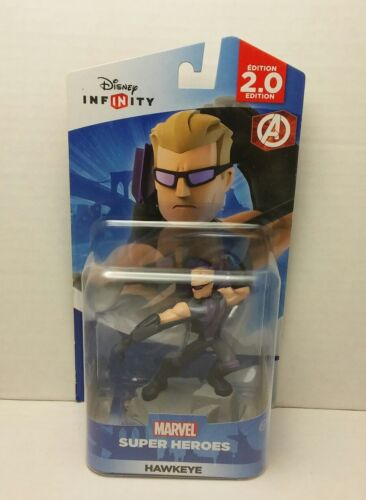 Hawkeye Disney Infinity 2.0 Marvel Super Heroes New Sealed - $12.99