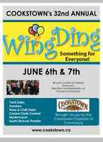 Cookstown Wing Ding!