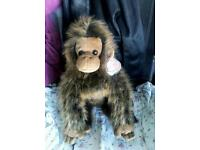 Gorgeous COLLECTABLE TY BEANIE BUDDY MONKEY